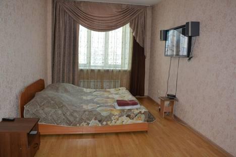 Сдается 1-комнатная квартира посуточнов Абакане, проспект Дружбы Народов, 39.