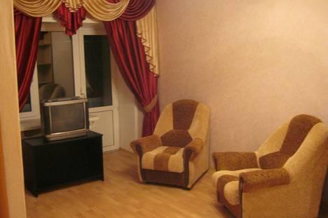 Сдается 1-комнатная квартира посуточнов Ростове, Пролетарская, 37.