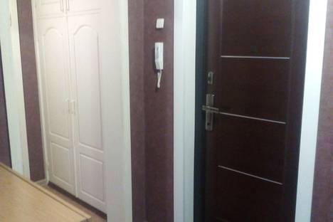 Сдается 2-комнатная квартира посуточно в Белокурихе, ул. Академика Мясникова, 12.