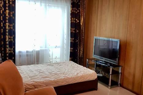 Сдается 1-комнатная квартира посуточно в Южно-Сахалинске, ул. Пуркаева М.А., 41.