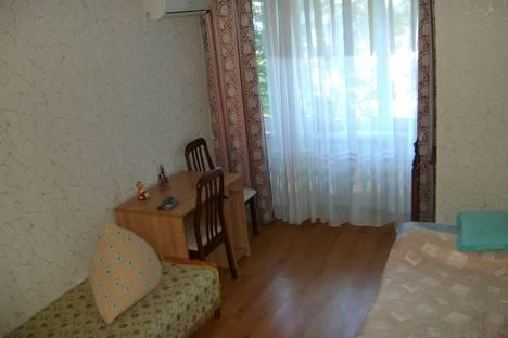 Сдается 1-комнатная квартира посуточно в Судаке, Голицына 38.