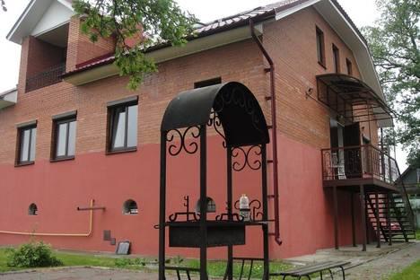 Сдается коттедж посуточнов Санкт-Петербурге, Егерская слобода, Полевая 5.