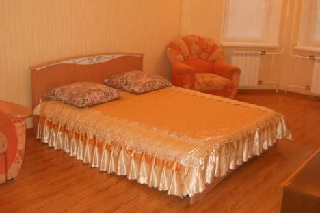Сдается 1-комнатная квартира посуточнов Надыме, ул. Набережная им Оруджева С.А., 28.