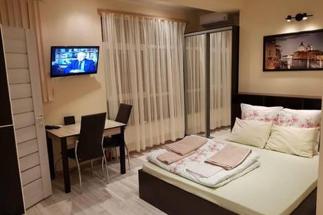 Сдается 1-комнатная квартира посуточно в Сочи, переулок Горького, 18.