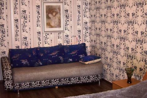 Сдается 1-комнатная квартира посуточнов Старом Осколе, м-н олимпийский 20.