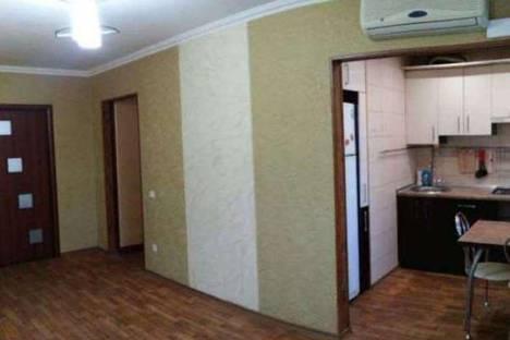 Сдается 2-комнатная квартира посуточнов Кривом Роге, пр. Мира, д. 1а.