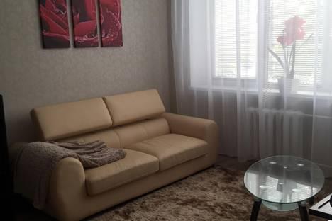 Сдается 1-комнатная квартира посуточнов Барановичах, Пл Ленина 1.