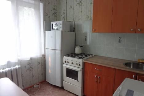 Сдается 1-комнатная квартира посуточнов Омске, проспект Мира, 32.