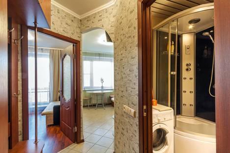 Сдается 1-комнатная квартира посуточнов Санкт-Петербурге, Московское шоссе, д. 6.