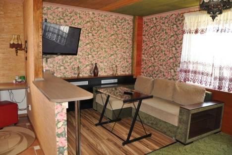 Сдается 1-комнатная квартира посуточно в Барановичах, Комсомольская 14.