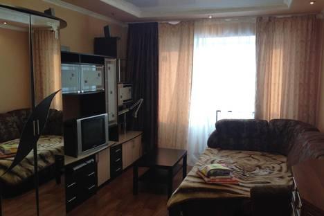 Сдается 1-комнатная квартира посуточнов Надыме, Зверева 17.