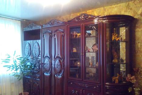 Сдается 1-комнатная квартира посуточнов Белореченске, улица Таманской Армии, 110.