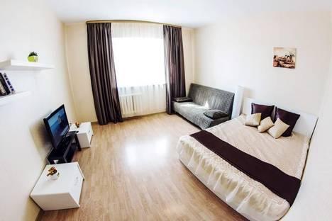 Сдается 1-комнатная квартира посуточнов Уфе, Энгельса 9.