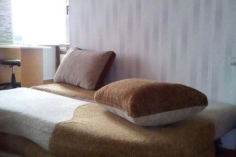 Сдается 1-комнатная квартира посуточнов Ухте, ул. Октябрьская, 32.