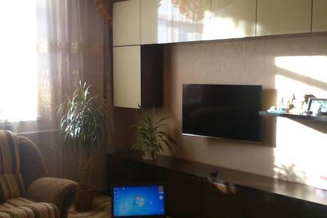 Сдается 3-комнатная квартира посуточно в Шерегеше, ул.Советская, 14.