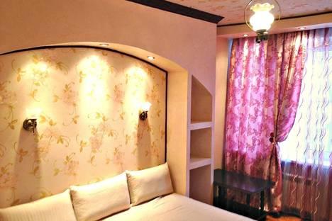 Сдается 3-комнатная квартира посуточнов Москве, ул. Фридриха Энгельса, 7-21.