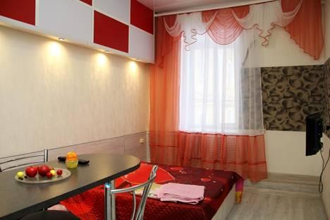 Сдается 1-комнатная квартира посуточно в Пензе, Московская 10.