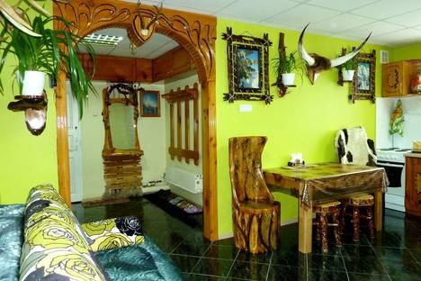 Сдается 2-комнатная квартира посуточно в Шерегеше, Гагарина, 22.