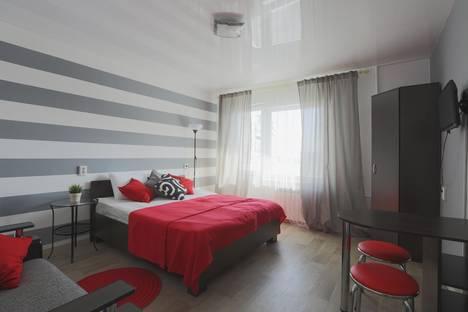 Сдается 3-комнатная квартира посуточно в Улан-Удэ, Гагарина 79.