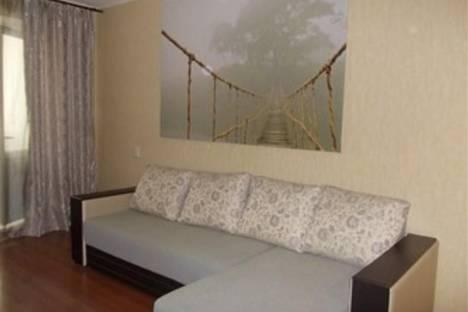 Сдается 1-комнатная квартира посуточнов Воронеже, Баррикадная, 7а.
