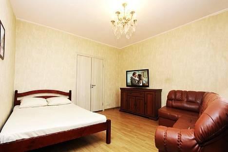 Сдается 2-комнатная квартира посуточнов Пушкино, ул.Академика Королева, д.4, корп.2.