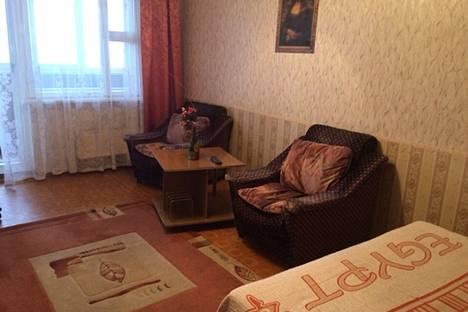 Сдается 1-комнатная квартира посуточнов Смолевичах, шугаева 13-1.
