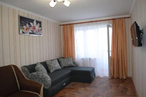 Сдается 1-комнатная квартира посуточно в Судаке, Ленина 34.