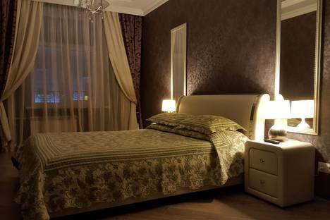 Сдается 2-комнатная квартира посуточно в Гомеле, проспект Ленина, 20.