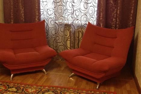 Сдается 2-комнатная квартира посуточнов Екатеринбурге, ул. Испанских Рабочих, 45.