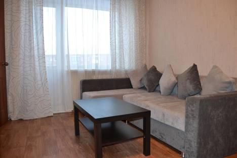 Сдается 2-комнатная квартира посуточно в Кемерове, Дзержинского, 10.