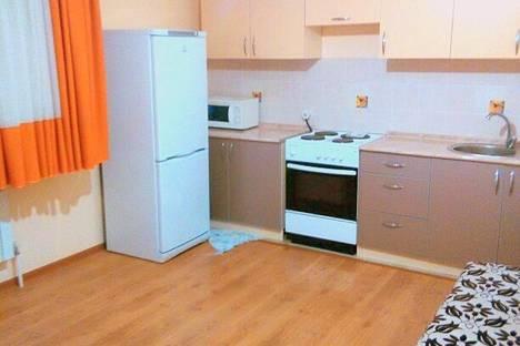 Сдается 1-комнатная квартира посуточно в Алматы, Утеген батыра 17/3.