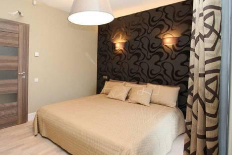 Сдается 1-комнатная квартира посуточнов Екатеринбурге, ул. Свердлова, 4.