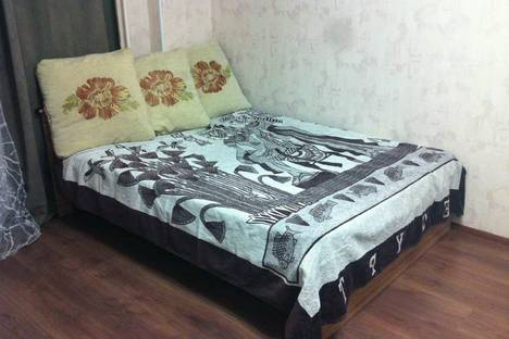 Сдается 1-комнатная квартира посуточнов Екатеринбурге, Щорса,105.