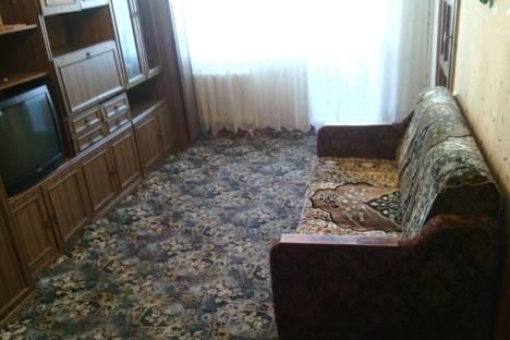 Сдается 3-комнатная квартира посуточно, 80 Гвардейской Дивизии  24.
