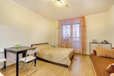 Сдается 1-комнатная квартира посуточно в Санкт-Петербурге, Лабораторный проспект, 20 корпус 3 лит А.