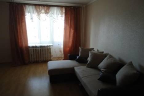 Сдается 1-комнатная квартира посуточнов Воронеже, Юлюса Янониса, 6а.