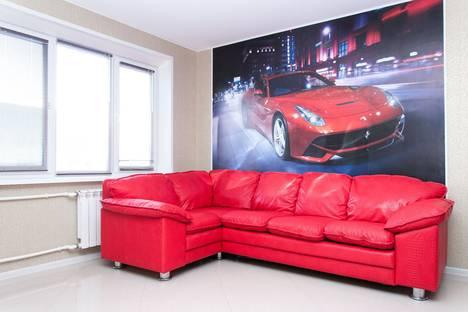 Сдается 2-комнатная квартира посуточно в Туле, ул. Степанова, 33.