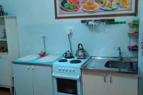 Сдается 1-комнатная квартира посуточно в Алматы, Утеген батыра 21.
