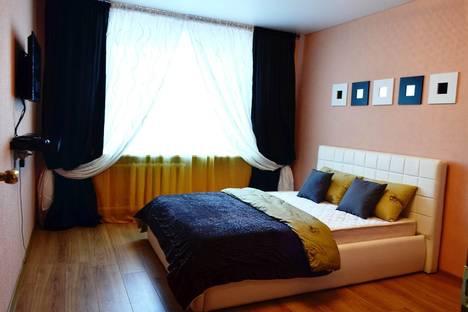 Сдается 1-комнатная квартира посуточно в Вологде, северная 36а.