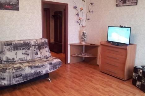 Сдается 1-комнатная квартира посуточнов Екатеринбурге, Ясная 31.