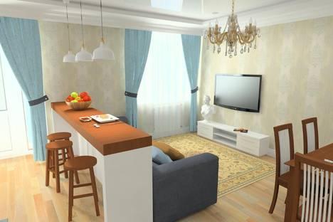 Сдается 2-комнатная квартира посуточнов Омске, ул. Перелета, 27.