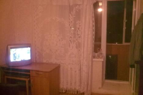 Сдается 1-комнатная квартира посуточнов Саранске, проспект 60 лет Октября, 6/2.