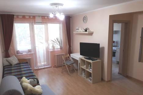 Сдается 1-комнатная квартира посуточно, ул. Жемчужная, 28.