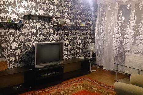 Сдается 1-комнатная квартира посуточно в Уфе, Ю.Гагарина 40.