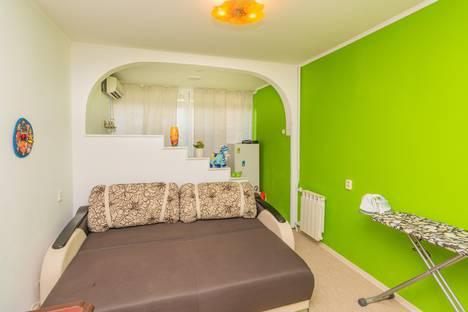 Сдается 1-комнатная квартира посуточно в Адлере, Садовая 62.