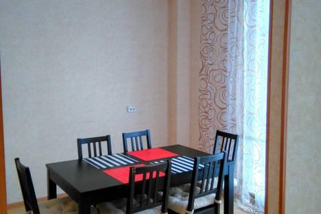 Сдается 3-комнатная квартира посуточно в Нижнем Новгороде, ул. Бетанкура, 6.