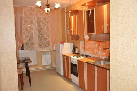 Сдается 1-комнатная квартира посуточнов Салехарде, ул. Республики, 75.