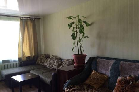 Сдается 3-комнатная квартира посуточно, маршала Еременко ул, 130.