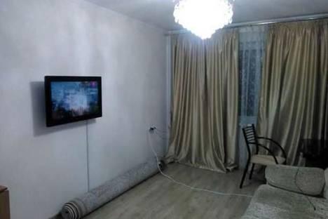 Сдается 1-комнатная квартира посуточно в Алматы, Алтынсарина, 1.