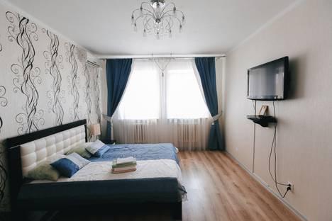 Сдается 1-комнатная квартира посуточно в Липецке, ул. П.И. Смородина, 9а.